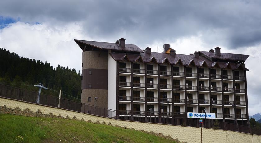 Гостиничный комплекс Романтик