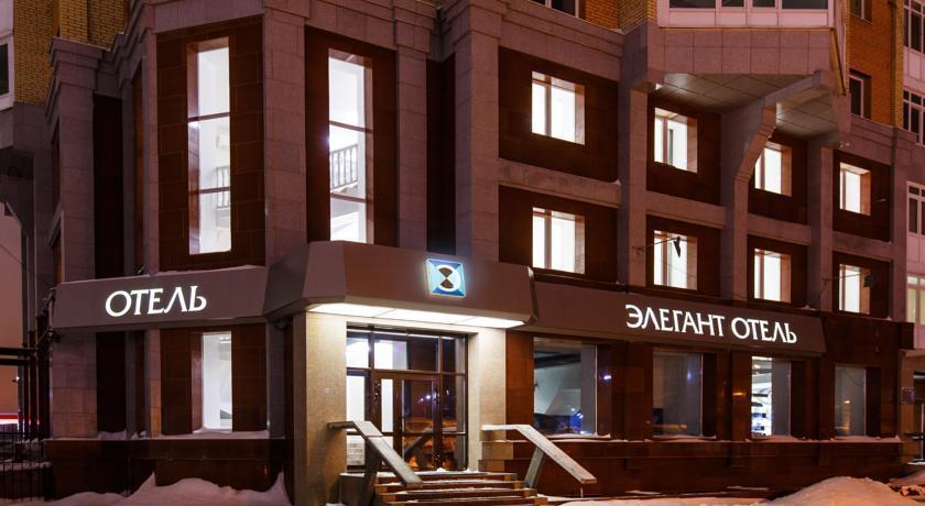 Elegant Hotel Tomsk