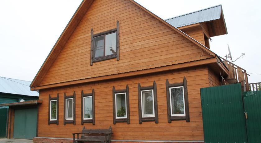 GuestHouse with Russian Bath at Pokrovka - dream vacation