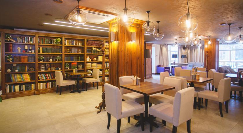 Бутик-отель Библиотека