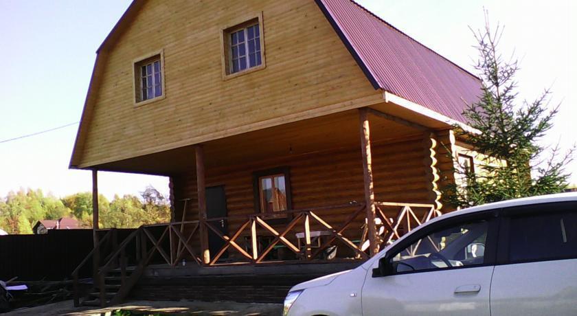Cottage Safonov HILLS - dream vacation