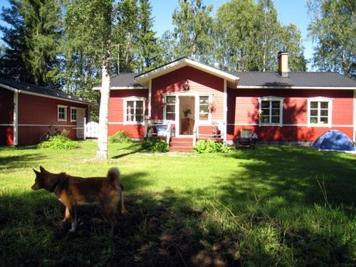 Holiday House Lapland - dream vacation