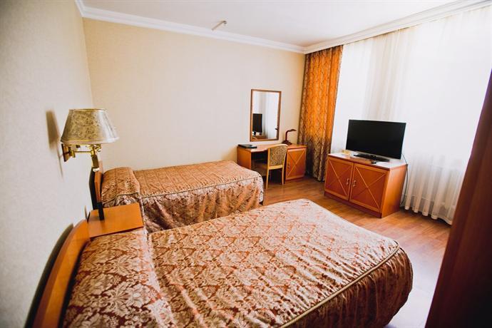 Гостиничный комплекс Оазис