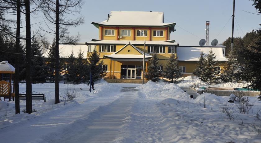 Гостиничный комплекс Золотой Дракон