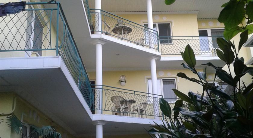 Guest house Solnyshko Anapa - dream vacation