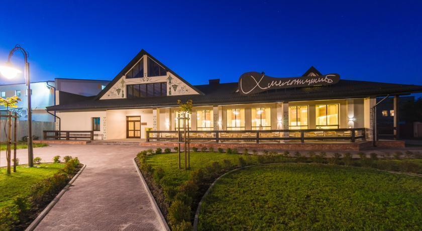 Hotel and Restaurant Khmelnitskiy - dream vacation