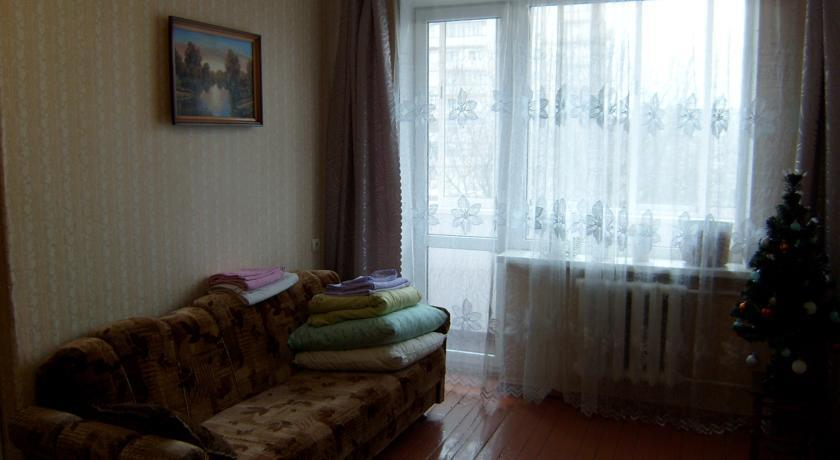 Two bedroom apartment on Masherov avenue 57 - dream vacation