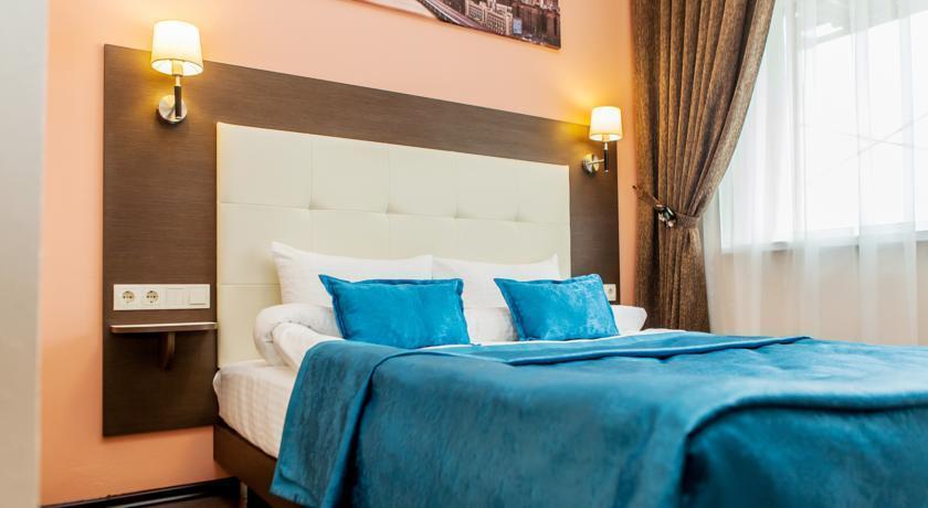 Отель Чисто