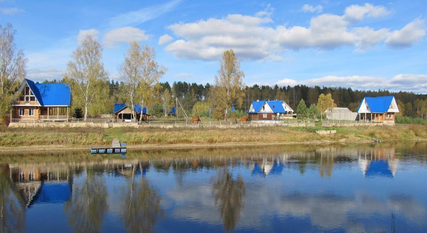 Verkhnyaya Volga - dream vacation