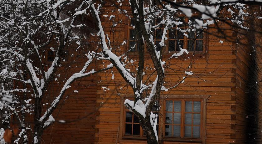 Гостевой Дом Рябушинка