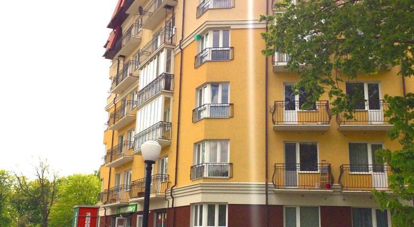 Апартаменты Seaview на Комсомольской