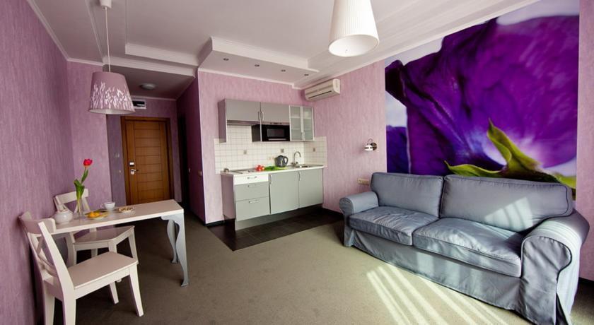 Отель Золотые Дюны