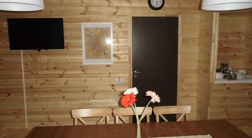 Eco-house U Reki - dream vacation