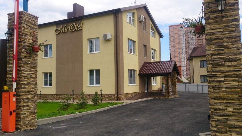Гостиница Mirotel