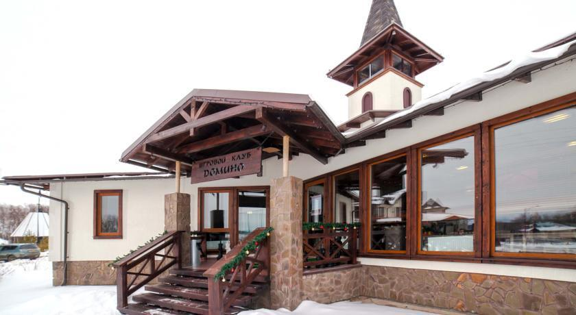 Гостиничный комплекс Капитан Клаб