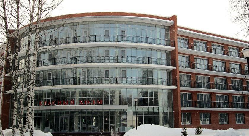 Отель Красный Холм