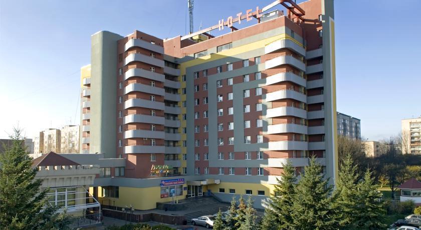 Turist Hotel Rovno - dream vacation