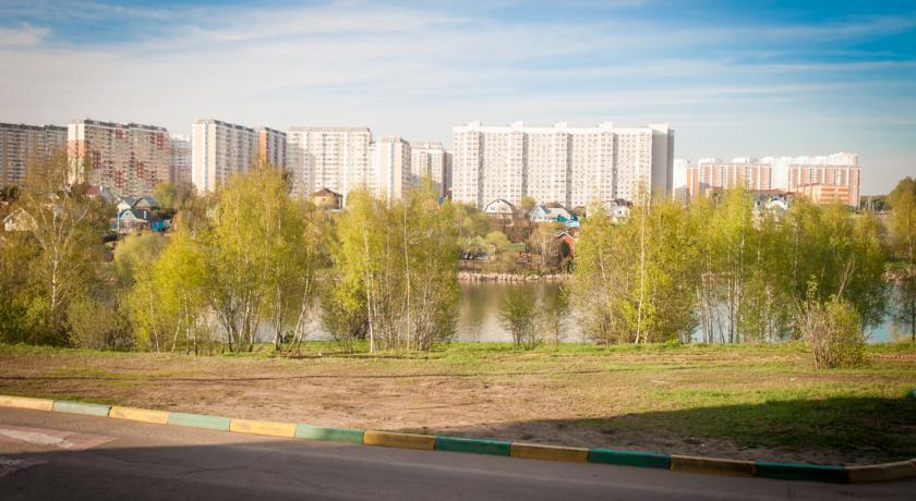 Отель Транзит-Внуково