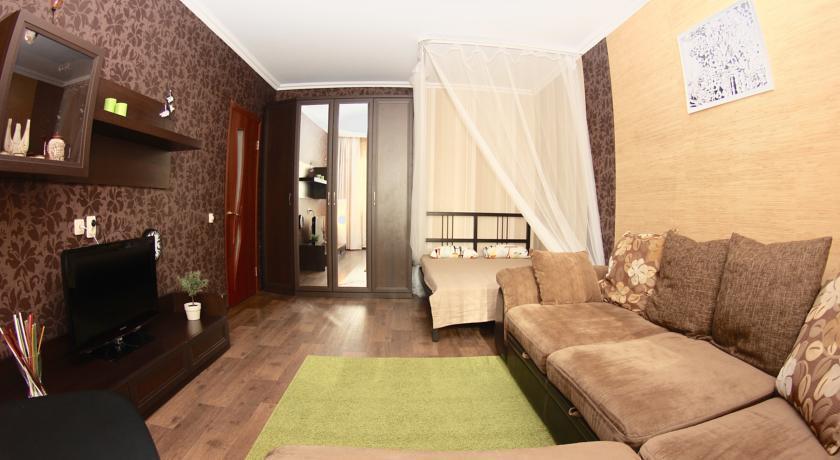 Alpha Apartments Omskaya - dream vacation