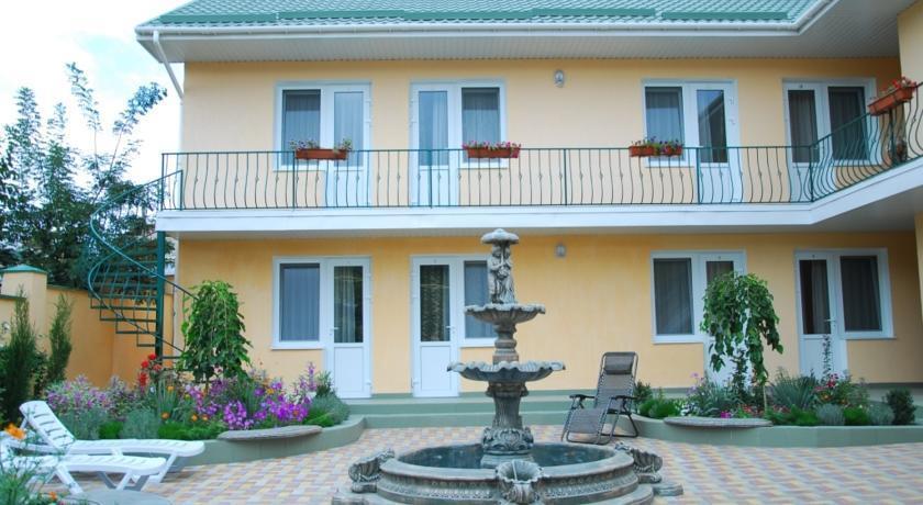 Pansion Irina - dream vacation