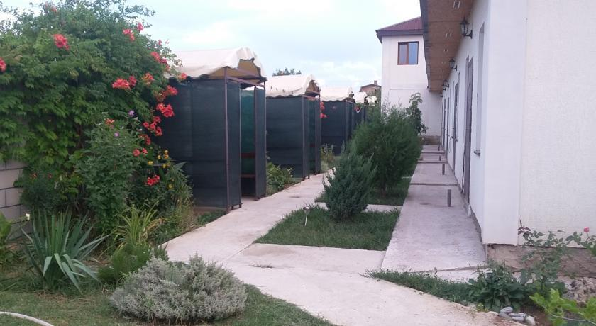 Guest House Beregovoe - dream vacation