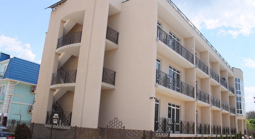 Hotel Aurora Crimea - dream vacation