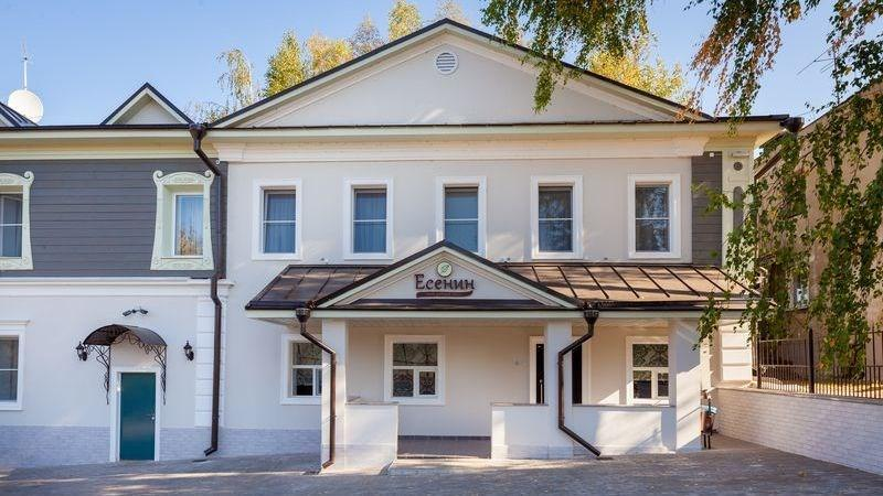 Отель Есенин