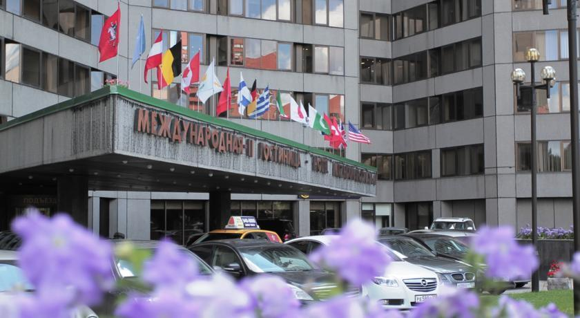 Апартаменты Международная - 2