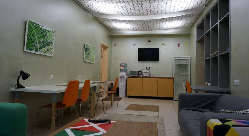 Hostel Berloga Zhukovsky - dream vacation