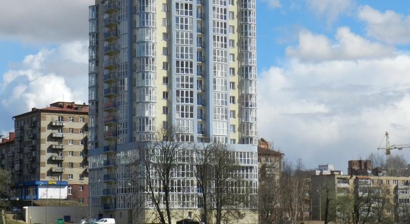 Apartment on prospekt Mira Mogilev