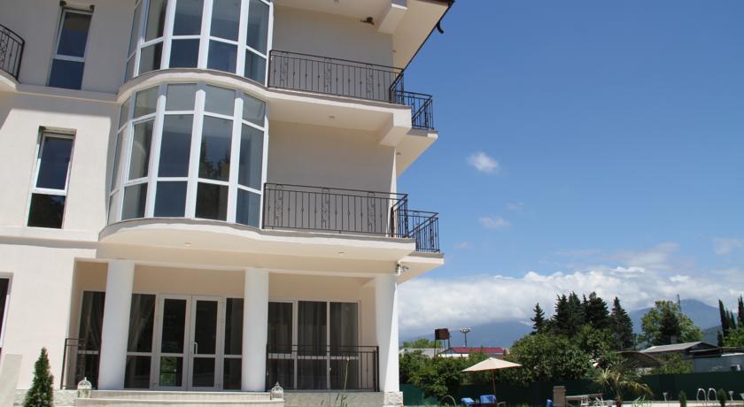 Aquarel Hotel Gagra - dream vacation