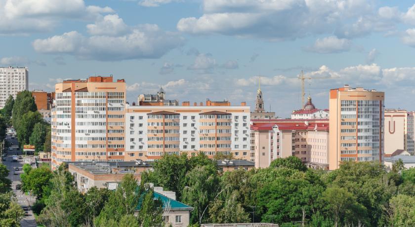 Апартаменты Тамбовская