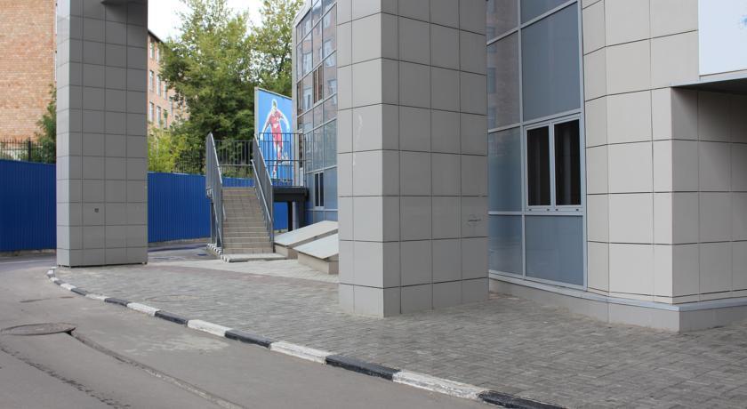 Отель Спортивная