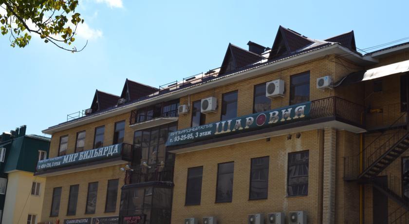 Мини-отель «Спокойный отдых»