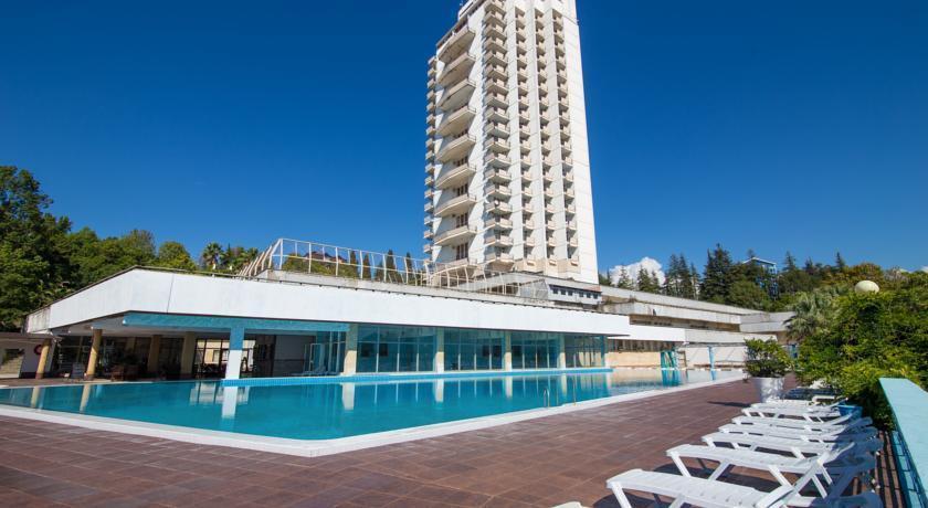Отель Neva Resort