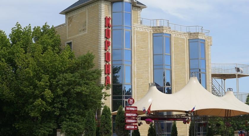 Korona Hotel Dzhubga