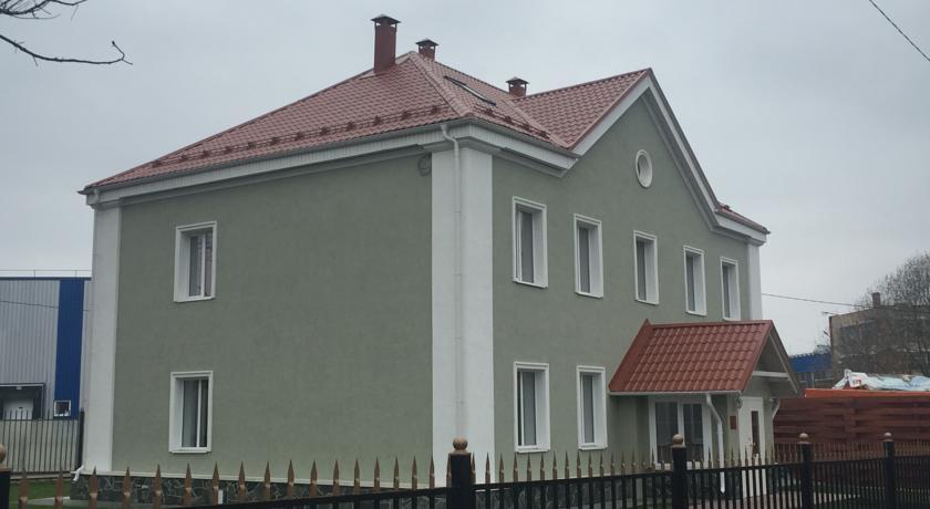 Отель Подушкин