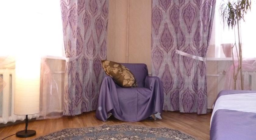 Двухкомнатные апартаменты на Московской