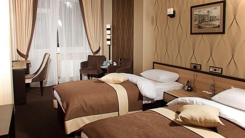 Отель Березовый Двор
