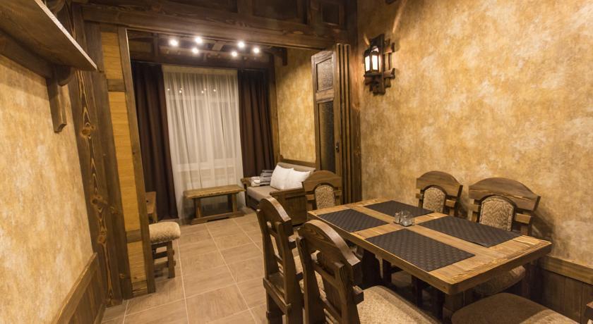 Apartment Vershina - dream vacation