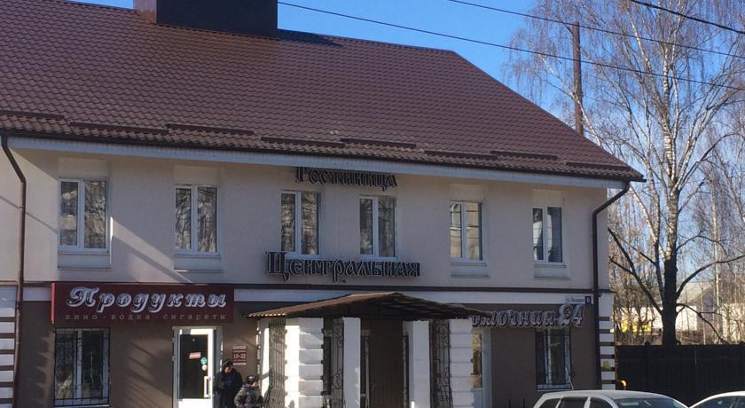 Inn Tsentralnaya - dream vacation