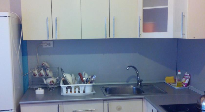 Apartment Ulyanovskiy 12 - dream vacation