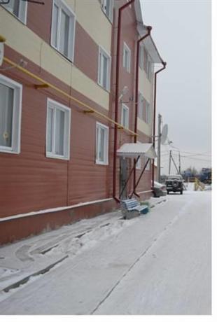 Apartamenty Na Gledenskoy