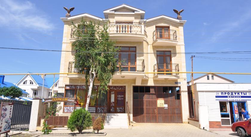 Гостевой дом Миранда