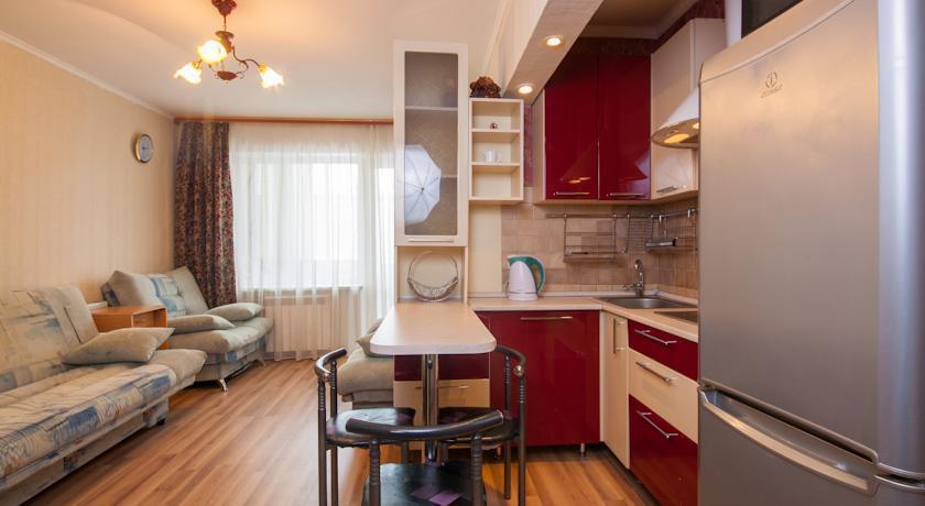 Kvartirov Apartments City