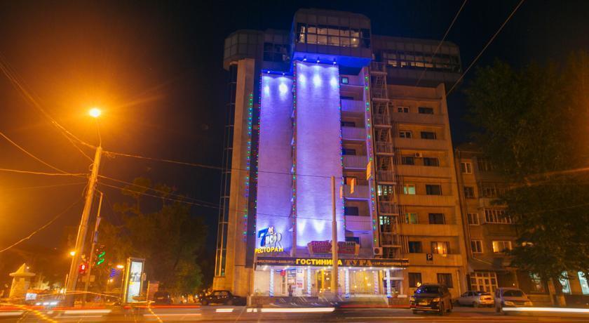 Отель Тура