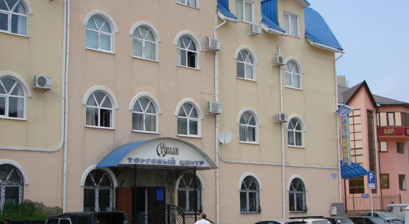 Отель Руслан