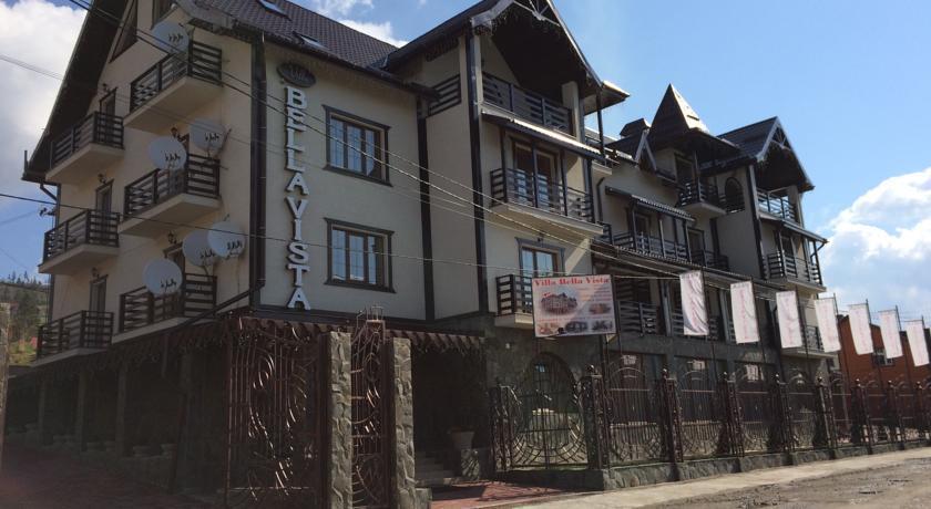 Hotel Bellavista Bukovel