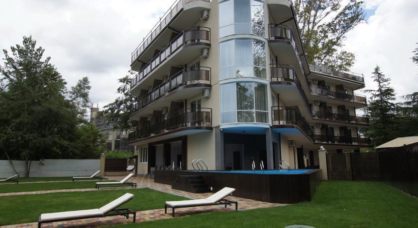 Гостевой дом Вилла Море