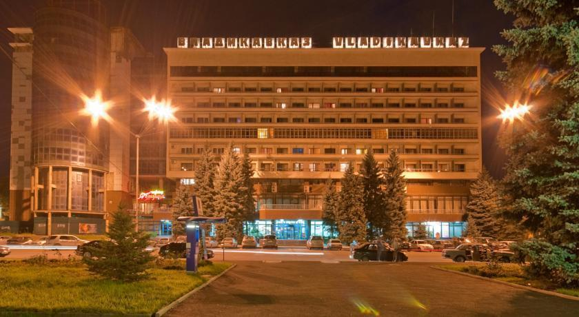 Гостиница Владикавказ